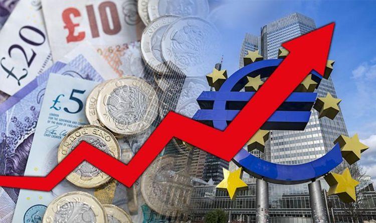 Euro có thể giảm khi ECB trì hoãn thận trọng mặc dù kinh tế đảo lộn