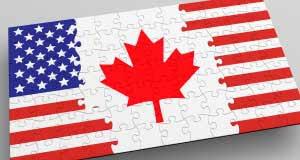 Đô la Mỹ so với dự báo giá đô la Canada