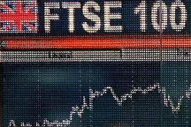 FTSE 100 giọt vào căng thẳng Trung Quốc