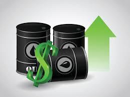 Giá dầu thô tăng do Fedell Powell, Biểu đồ cảnh báo về việc đứng đầu